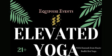 Elevated Yoga at The Townhouse Uptown tickets