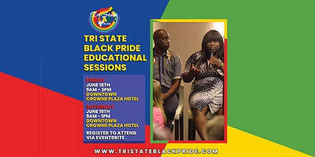TRISTATE BLACK PRIDE BREAKOUT SESSIONS | FRIDAY & SATURDAY tickets