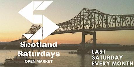 Scotland Saturdays: The Open Market tickets