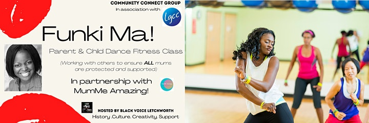 Funki Ma! Online Parent and Child Dance Fitness Class image