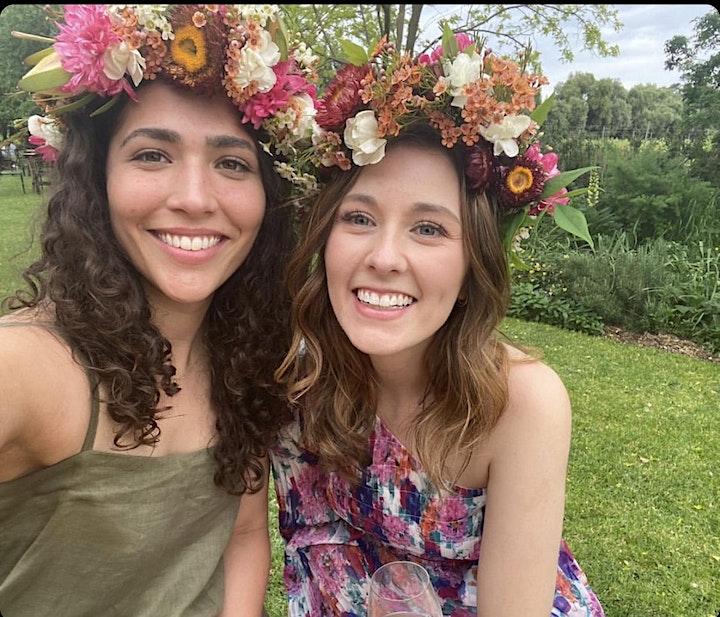 Flower Crown Workshops image