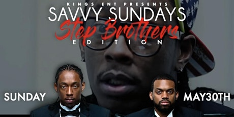 Savvy Sundaze Step Brothers Edition FT/ Starlito & Don Trip tickets