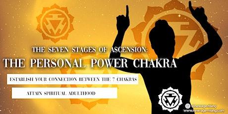 Solar Plexus Workshop: The Personal Power Chakra tickets