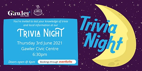 Gawler Library Trivia Night tickets