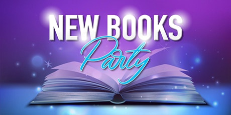 New Books Party tickets