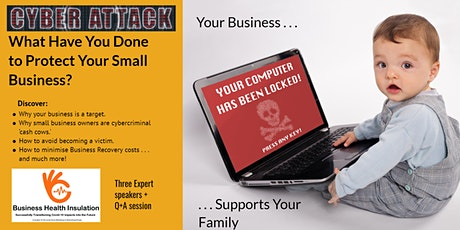 Penrith: Cyber-attack proofing your small business and why you need to! tickets