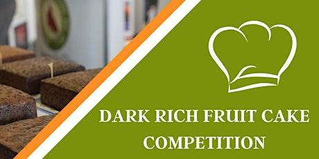 2021 Dark Rich Fruit Cake State Finals tickets