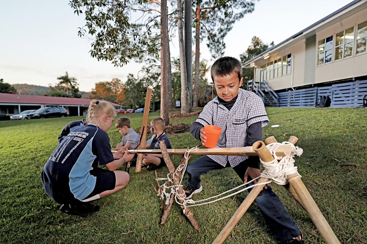 Embedding Outdoor Learning Workshop  - Gold Coast image