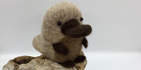 Needle Felted Platypus Workshop tickets