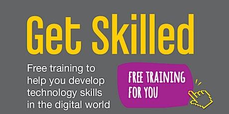 Get Skilled - Tech HELP! - Warrawong Library tickets