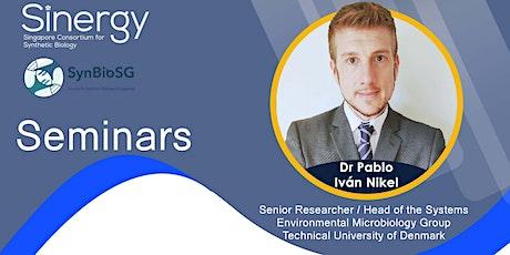 SINERGY Seminar Series – Dr Pablo Iván Nikel tickets