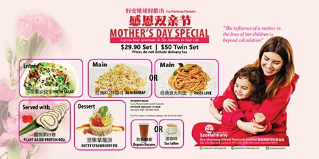 Mother's Day Special Meal Takeaway tickets
