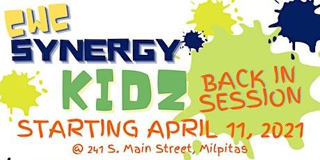 Synergy Nursery (9:30AM) Service (Ages 0-2) tickets