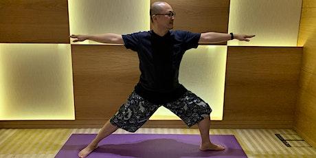 Body & Mind Sessions  (Yoga & Meditation) in Jun tickets