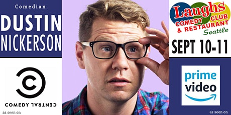 Comedian Dustin Nickerson tickets