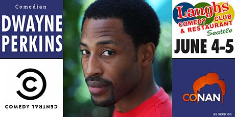 Comedian Dwayne Perkins tickets