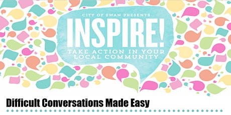 Inspire - Difficult Conversations Made Easy tickets
