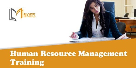 Human Resource Management 1 Day Training in San Francisco, CA tickets