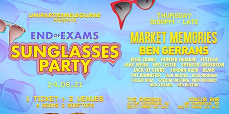 END OF EXAMS SUNGLASSES PARTY tickets