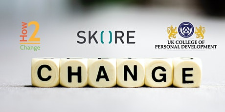 Change is going to happen - how to harness it positively for your business tickets