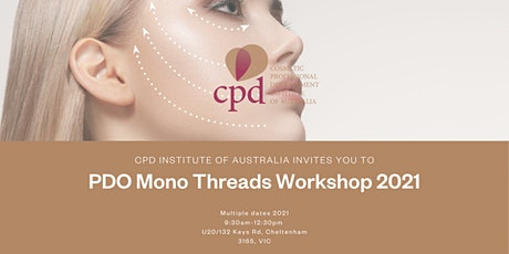 CPD Institute of Australia: PDO Mono Threads Workshop tickets