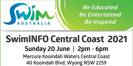SwimINFO PD Session - Central Coast tickets