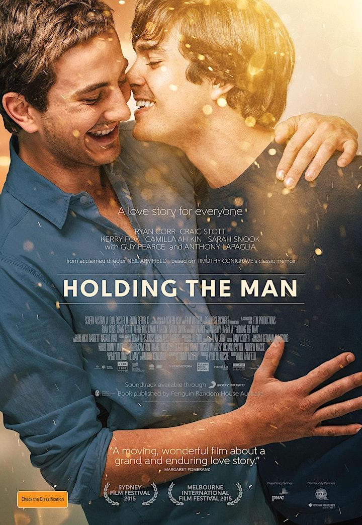 Margaret Pomeranz presents: Holding The Man, film-screening & conversation image