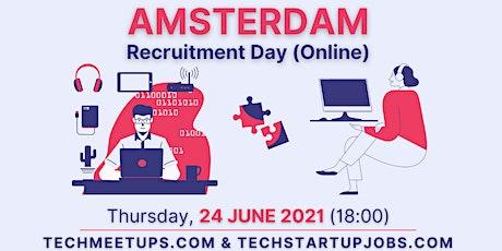 Amsterdam Recruitment Day (Online) tickets