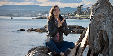 SILENT DJ YOGA with tamara- all levels- at Willows Beach field tickets