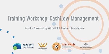 Wirra Hub: Cashflow Management with Business Foundations tickets