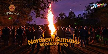 Northern Summer Solstice Party 2021 · Jaanituli · Juhannus · Jāņi · Joninės tickets