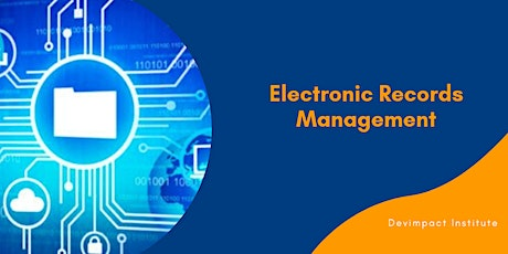 Training on Electronic Records Management Tickets