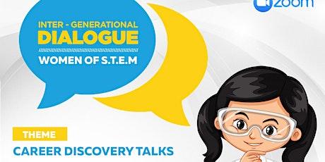 Intergenerational dialogue: Women of S.T.E.M talk tickets