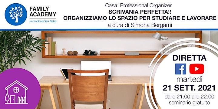 Immagine CASA: SCRIVANIA PERFETTA!! ORGANIZZIAMO LO SPAZIO PER STUDIARE E LAVORARE