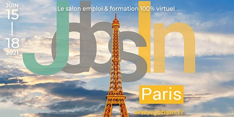 Jobs In Paris billets