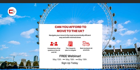 Webinar - Moving Tax-Efficiently to the UK tickets