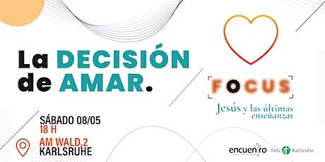 Encuentro con Jesús  - 8 de Mayo 2021 18:00 Tickets