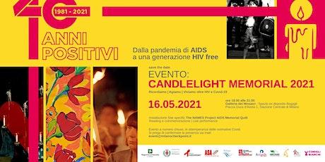 CANDLELIGHT MEMORIAL 2021 - MILANO biglietti