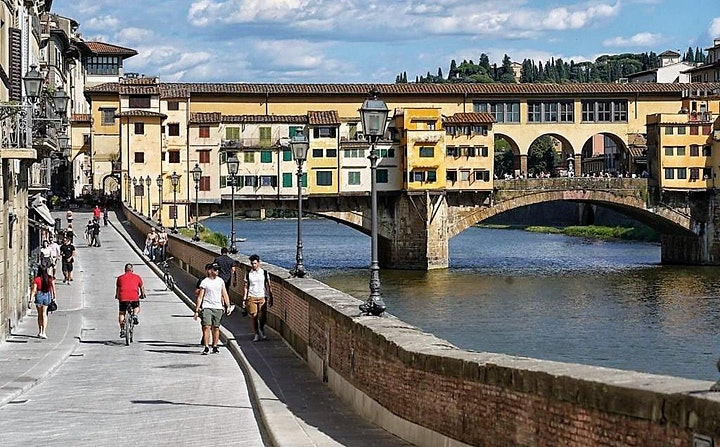 Immagine Guided Early Morning Free Walking Tour of Florence