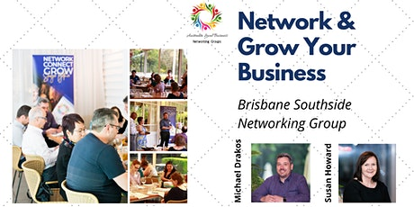 Business Networking at the Brisbane Southside Networking Group tickets