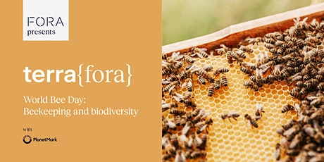 World Bee Day: Beekeeping and biodiversity tickets