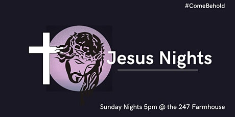 Jesus Nights tickets