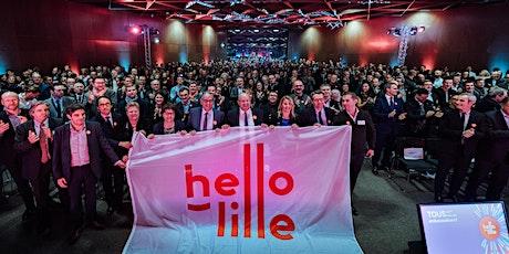 1er juin - Hello Lille, la marque de notre territoire tickets