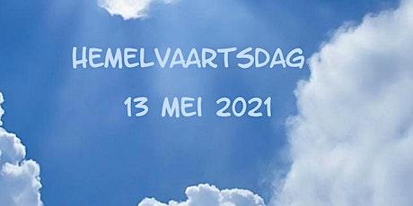 Hemelvaartdienst 13 mei 2021 - 09:30 tickets