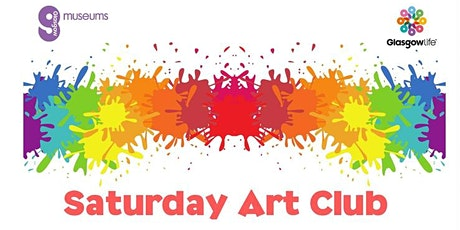 Saturday Art Club - GoMA At Home tickets