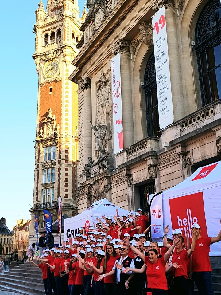 Image pour 1er juin - Hello Lille, la marque de notre territoire