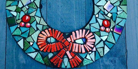 Glass Tiles Festive Mosaic One Day Workshop tickets