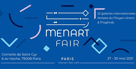 MENART FAIR Paris 2021 billets