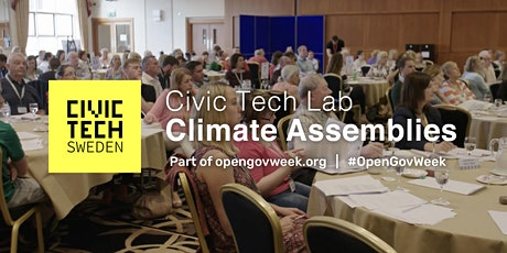 Civic Tech Lab: Climate Assemblies tickets