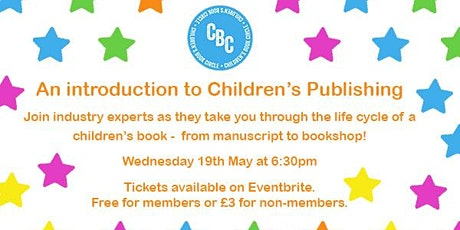 An introduction to Children's Publishing tickets